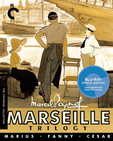 Blu-ray Review: The MARSEILLE TRILOGY Docks with Criterion