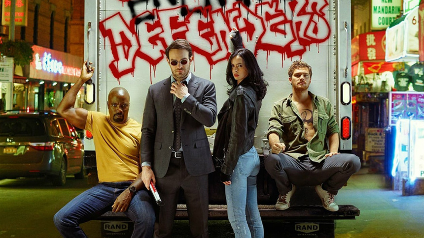 Notes on Streaming: THE DEFENDERS, Marvel's Diminishing Returns