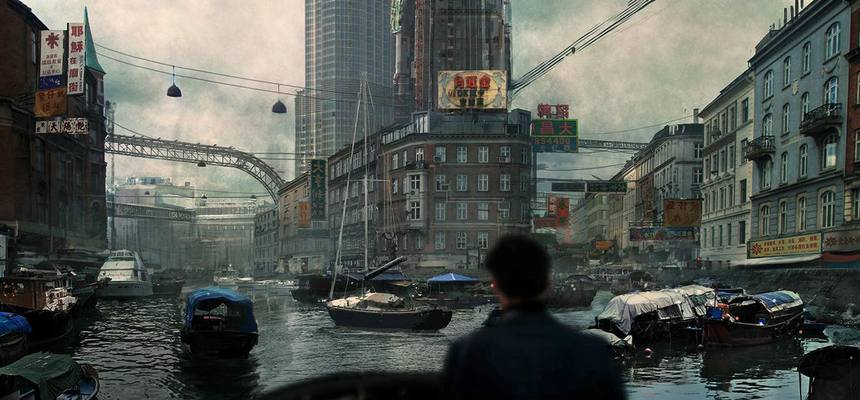 QEDA Trailer: From Denmark, Time Travelling Doppelgängers and a Dying Earth