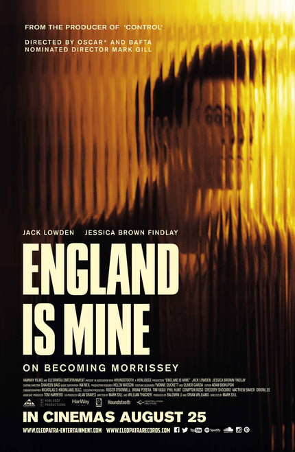 Review: In ENGLAND IS MINE, Is It Really So Strange That This Charming Man Is Unloveable?