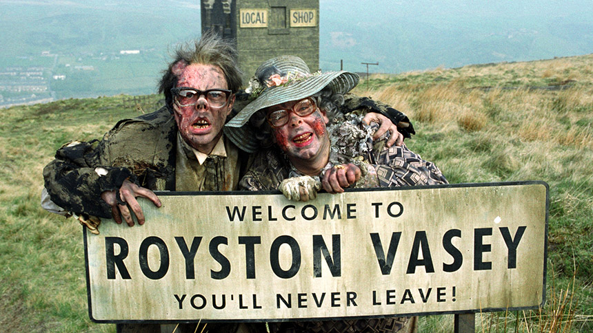 LEAGUE OF GENTLEMEN, The Local Show For Local People, Returns to BBC