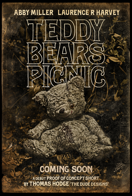 FrightFest 2017: TEDDY BEARS PICNIC Marks Artist Tom Hodge's First Foray Into Filmmaking