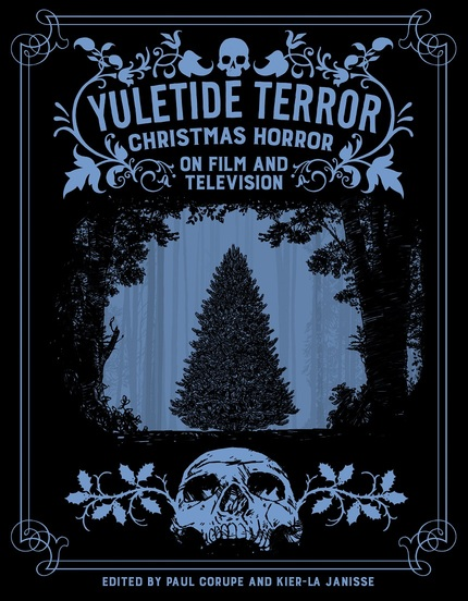 Crowdfund This: Spectacular Optical's New Book YULETIDE TERROR