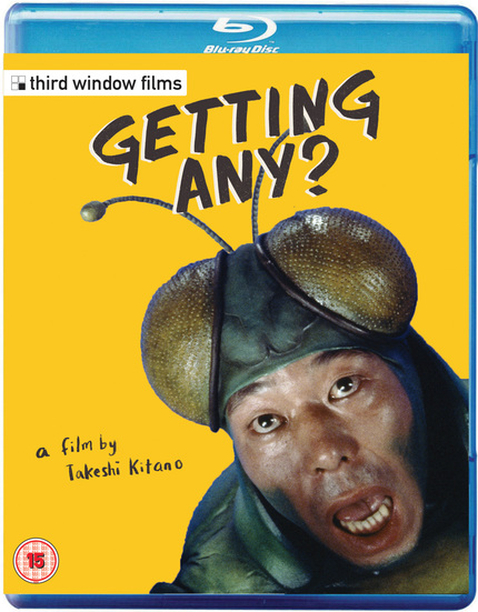 Kitano Takeshi's GETTING ANY? Makes Its Blu-ray Debut 16th October From Third Window Films UK