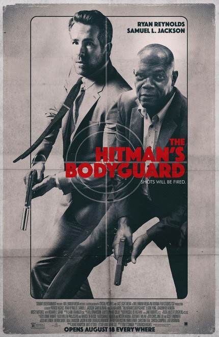 Review: THE HITMAN'S BODYGUARD Shoots Wide of the Mark