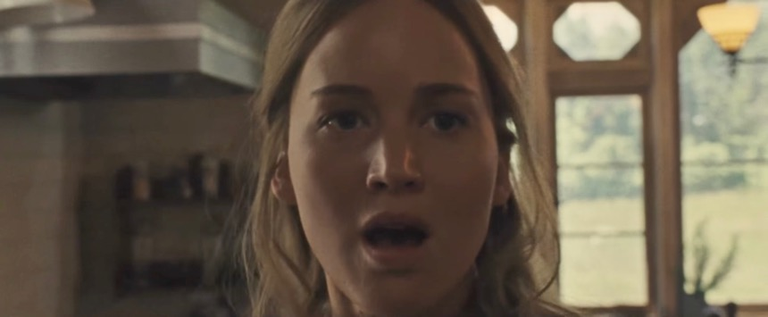 mother!: Jennifer Lawrence Gets in a Satanic Panic in Creepy First Trailer