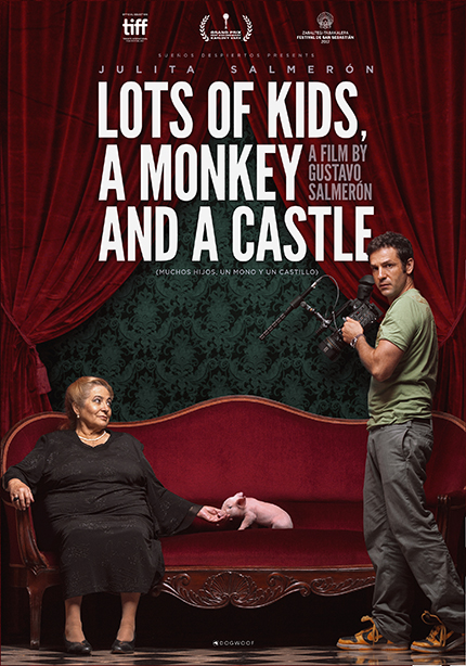 Toronto 2017: An Exclusive Clip From Gustavo Salmerón's LOTS OF KIDS, A MONKEY AND A CASTLE