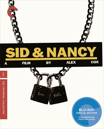 Blu-ray Review: SID & NANCY's Slime Shines Brighter On New Criterion Blu-ray