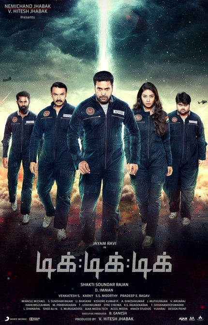 TIK TIK TIK Teaser: MIRUTHAN Director Sends Indian Cinema Into Space With A New Sci-Fi Thriller