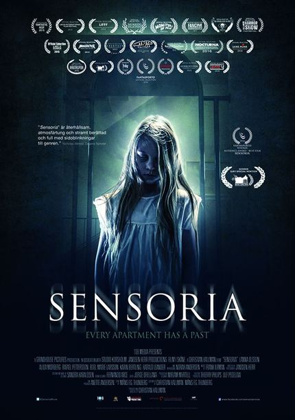 "Swedish horror film ""Sensoria"" finally to hit selected theaters!"