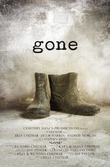 "Edmonton Film Festival lands World Premiere of ""Gone"", a film with a special appearance by Stephen King"