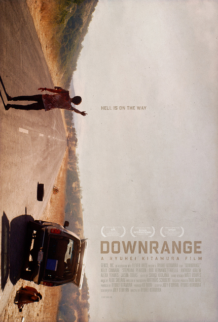 Toronto 2017: The First-Look Clip From Kitamura's DOWNRANGE