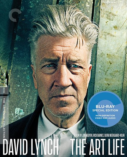 Blu-ray Review: DAVID LYNCH: THE ART LIFE Lives Well via Criterion