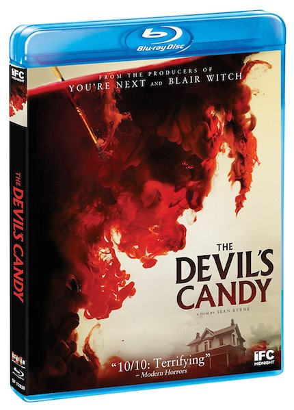 Blu-ray Review: THE DEVIL'S CANDY Continues to Rock