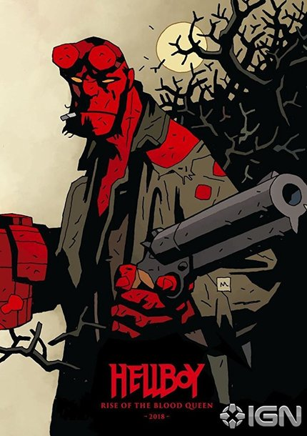 HELLBOY First Look: David Harbour Looks the Part