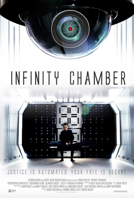 INFINITY CHAMBER: Watch This Exclusive Clip From Travis Milloy's Sci-fi Flick