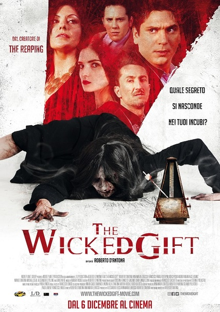 THE WICKED GIFT: Watch The Trailer For This Upcoming Italian Horror Flick