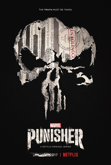 THE PUNISHER: Watch The New Trailer, Release Date Revealed