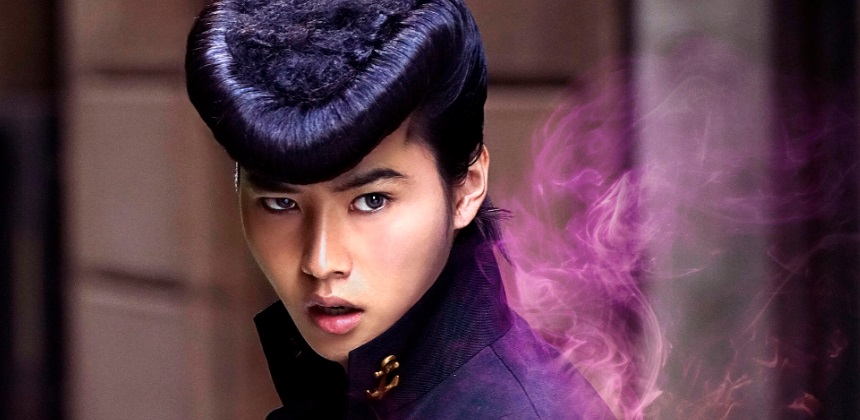 Slash Film Fest Review: Miike Takashi's Zaniness Is Alive and Well in JOJO'S BIZARRE ADVENTURE