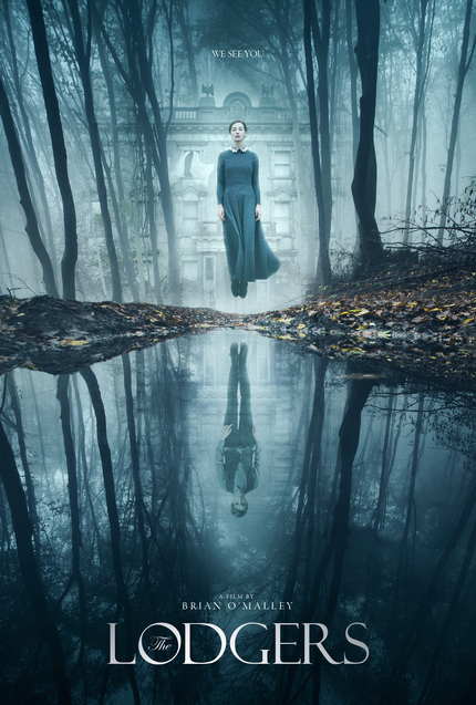 Toronto 2017: Watch The Dark And Eerie Trailer For Brian O'Malley's THE LODGERS