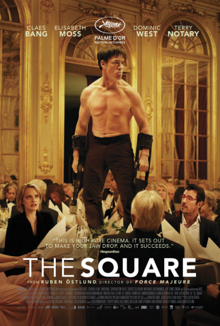 Baffling Yet Delightful: Behold THE SQUARE Trailer