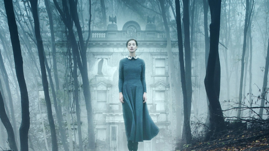 Review: THE LODGERS, Neo-Gothic Disturbances