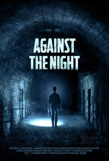 Review: AGAINST THE NIGHT, Things That Go Bump in an Abandoned Prison