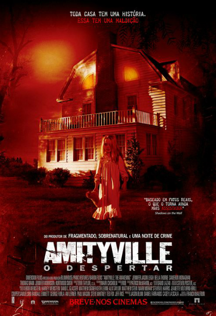 AMITYVILLE O DESPERTAR TV Spot: Hey Brazil, Wake Up to Terror