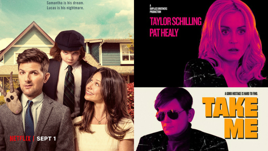 Notes on Streaming: LITTLE EVIL and TAKE ME, Perfectly Good Films, Awaiting Discovery