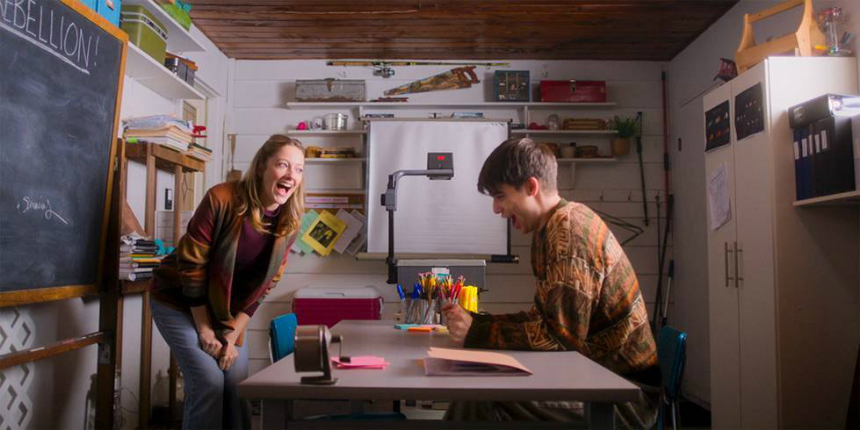 Toronto 2017: In PUBLIC SCHOOLED Clip, Judy Greer Says Goodbye