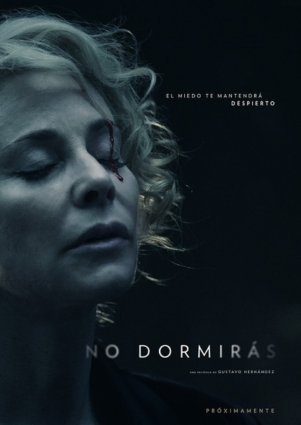 NO DORMIRAS (YOU SHALL NOT SLEEP): New LatAm Theatrical Trailer For Gustavo Hernandez's Sleepless Horror