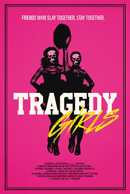 TRAGEDY GIRLS: Watch The First Trailer For The Festival Hit