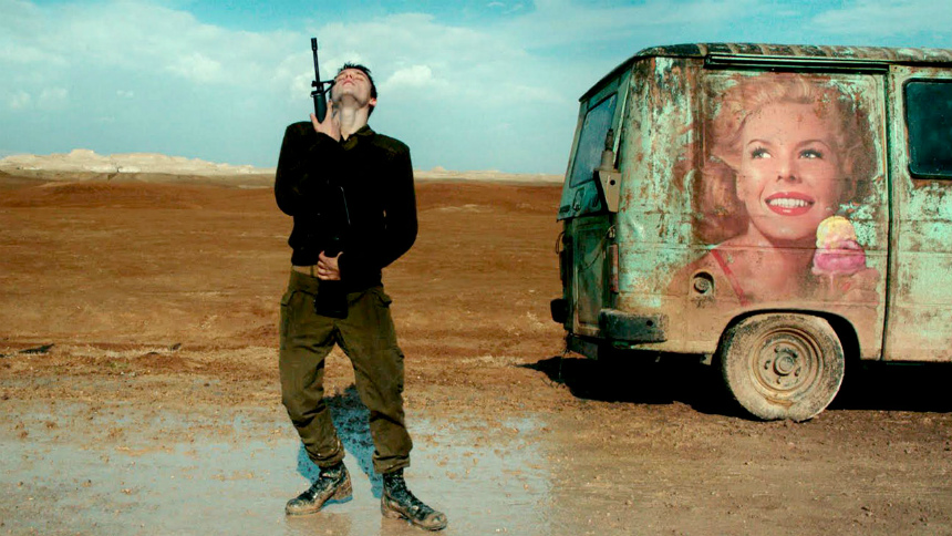 Review: FOXTROT, Psychological Thrills in a Small World of Paranoid Boredom