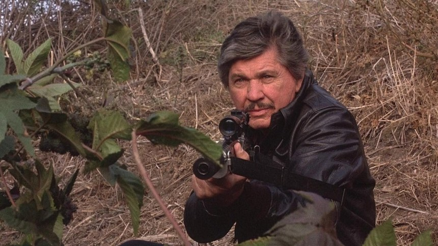 An Ideal Partnership - The films of director J. Lee Thompson and actor Charles Bronson - Part 2