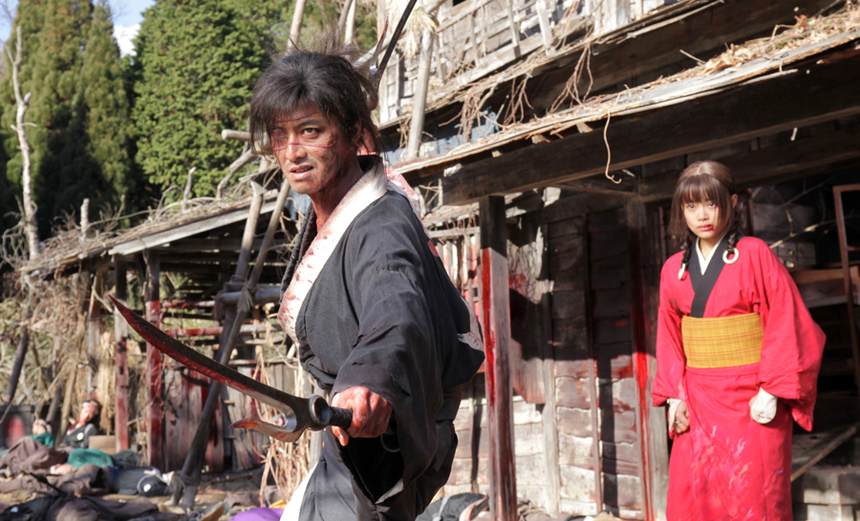 Sitges 2017 Review: BLADE OF THE IMMORTAL, Miike Takashi's 100th Feature Film