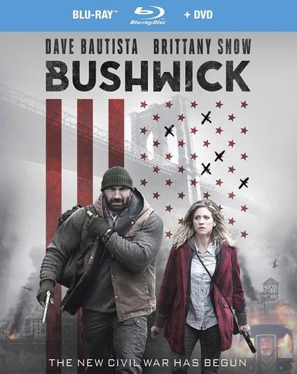 Giveaway: Win a BUSHWICK Bluray/DVD Combo