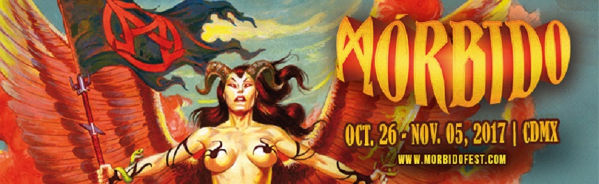 Morbido 2017: Full Lineup Announced, Guests in Attendance