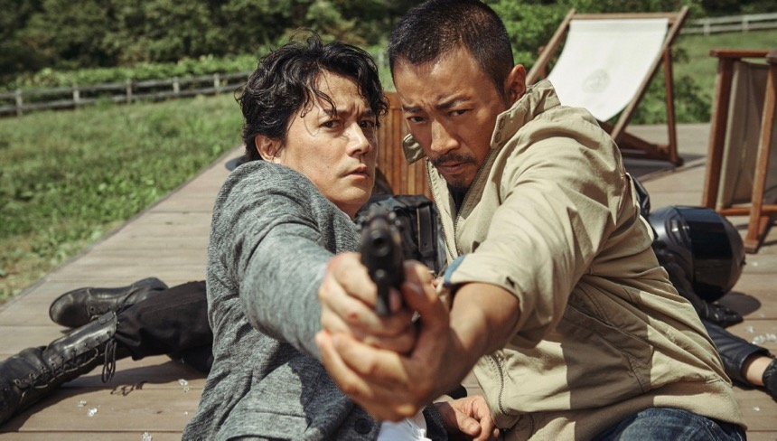 Busan 2017 Review: MAN HUNT, a Disaster in Search of a Director