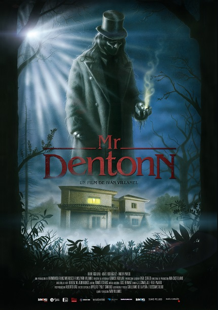 MR. DENTONN: Is This Spanish Horror Short Film The Most Programmed And Awarded of All Time?