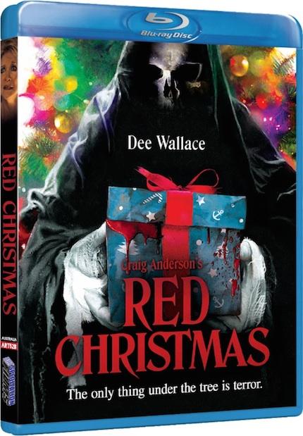 Blu-ray Review: RED CHRISTMAS Kills