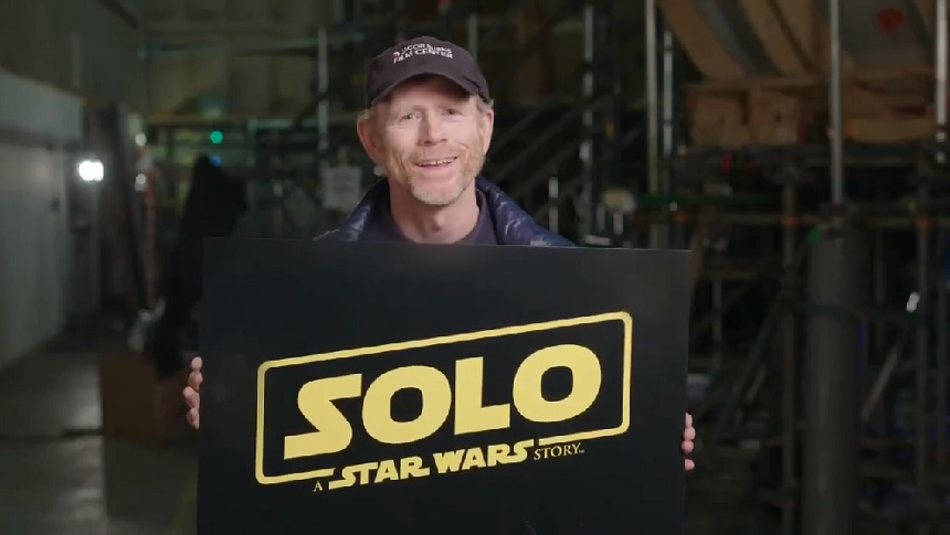 STAR WARS: Han Solo Movie Wraps, Has a Title