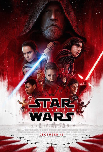 New STAR WARS: THE LAST JEDI Trailer Paints a Grim Picture