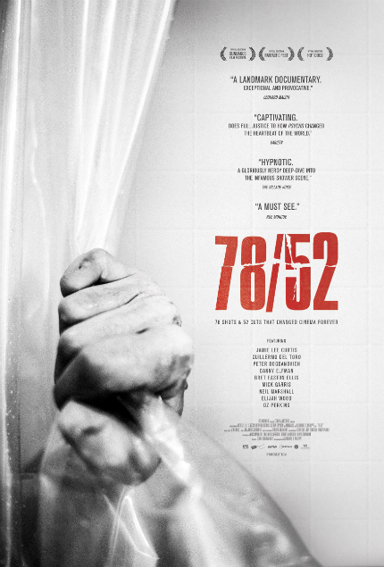 Review: 78/52, Examining the PSYCHO Shower Scene and Its Effect on the World