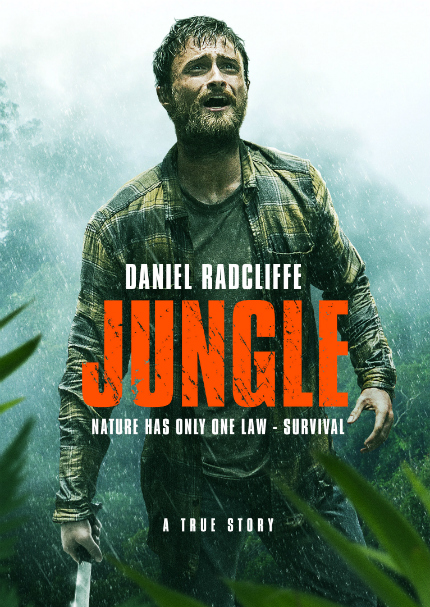 Review: JUNGLE, Daniel Radcliffe Gets Lost