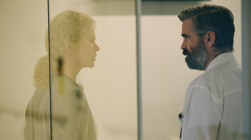 Review: THE KILLING OF A SACRED DEER, Strange, Cold and Horrifying