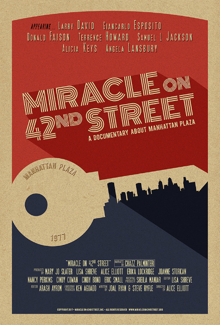 Exclusive MIRACLE ON 42ND STREET Clip: I'll Never Live There