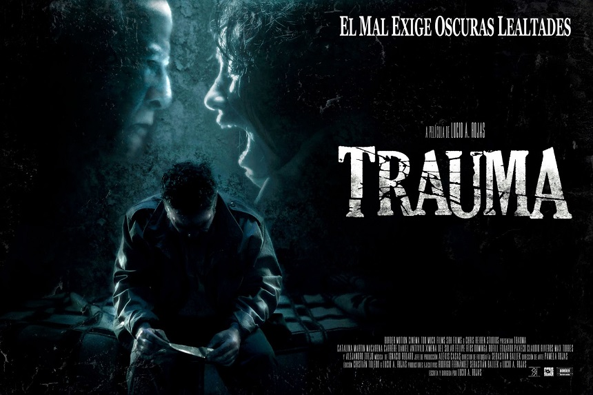TRAUMA: NC-17 Trailer For Lucio A. Rojas' LatAm Extreme Horror