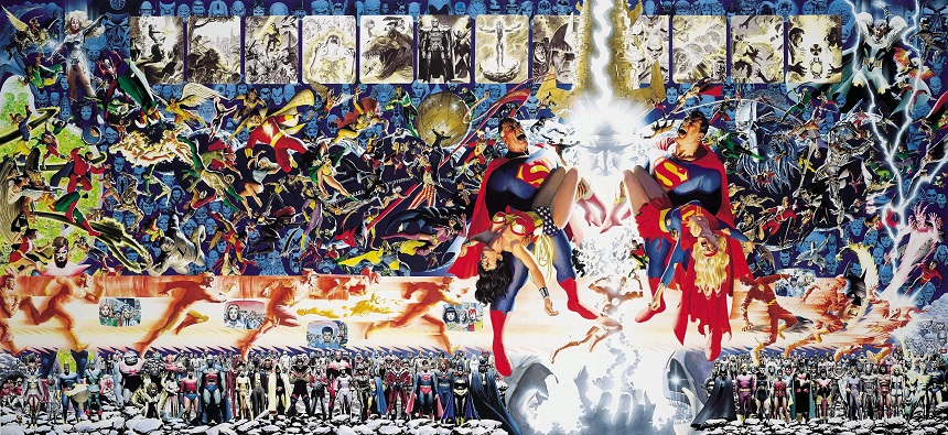 Have Your Say: Crisis On Infinite Universes