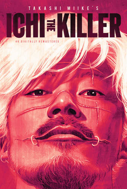 Exclusive: ICHI THE KILLER 4K Remaster Opens Friday, Check Out The New Art