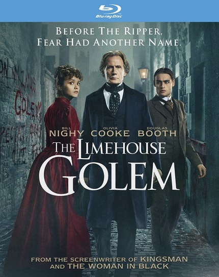 Giveaway: Win THE LIMEHOUSE GOLEM on DVD